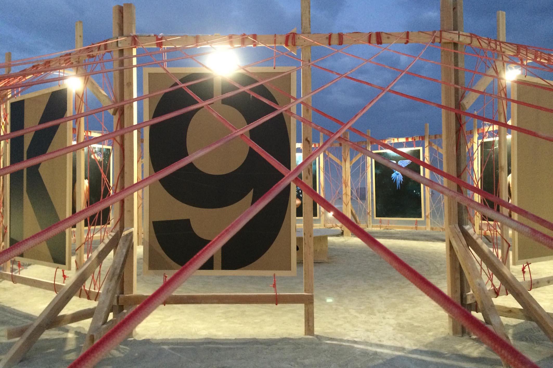 BurningMan 2017 Radical Rituals Art Project Installation 10