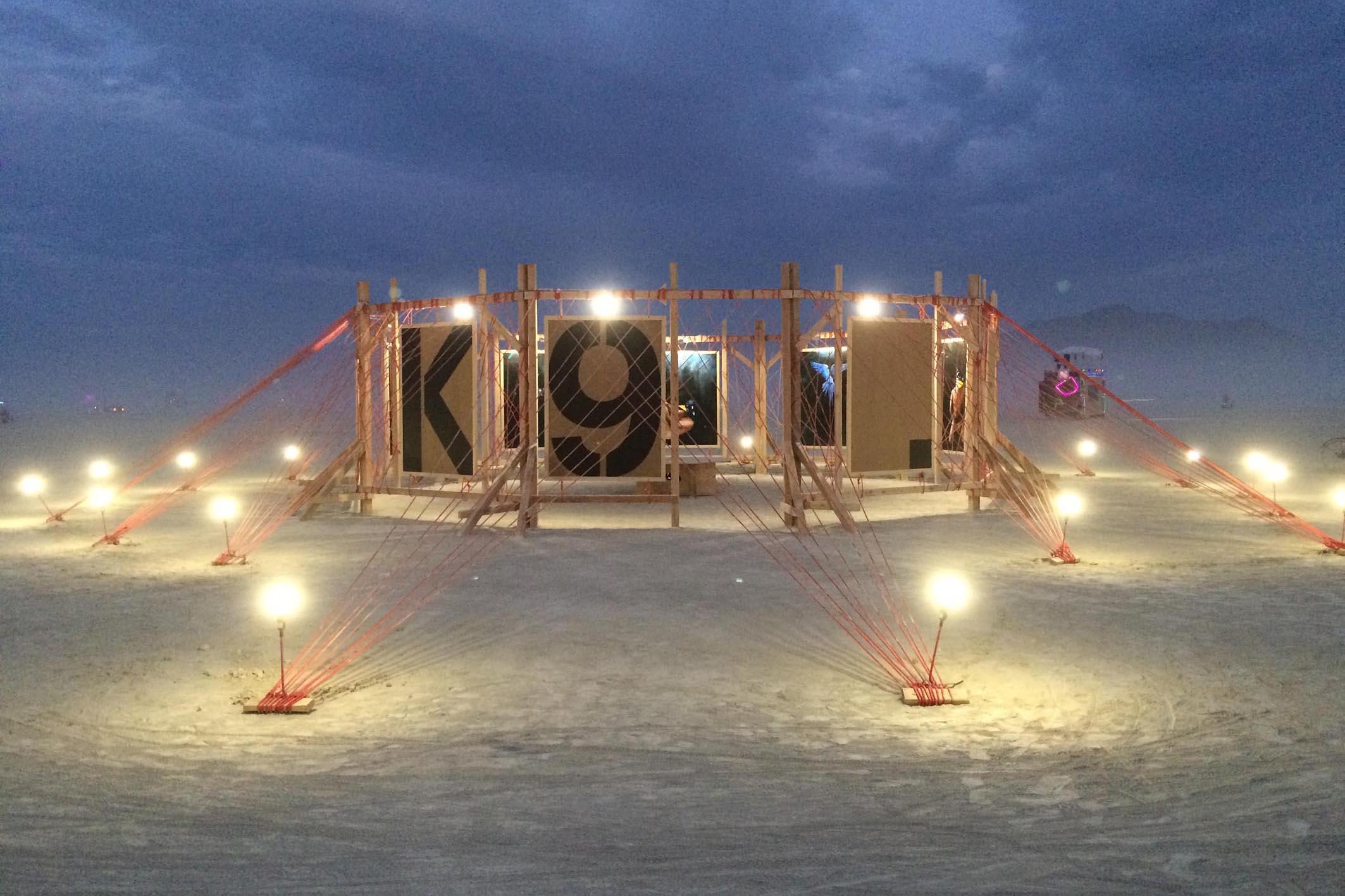 BurningMan 2017 Radical Rituals Art Project Installation 11