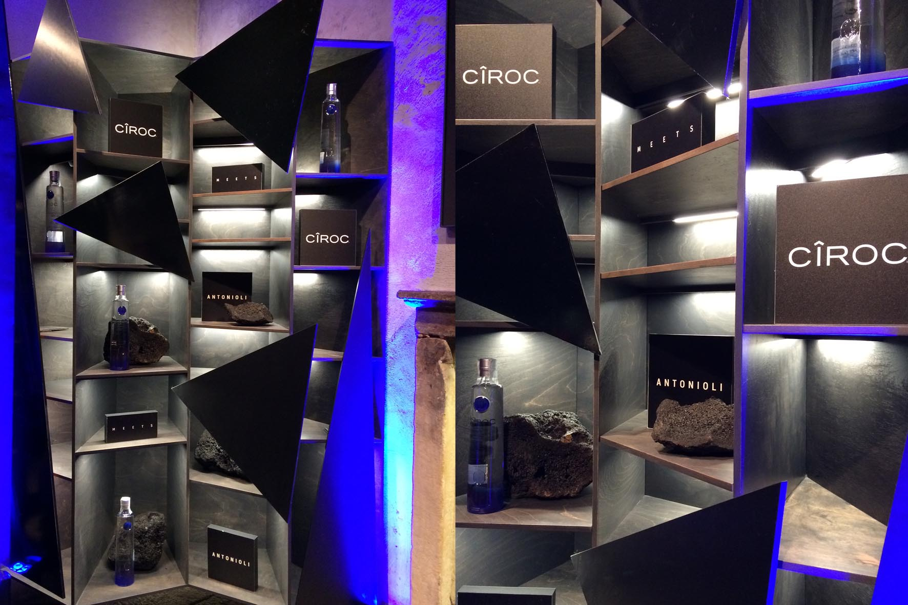 CÎROC meets ANTONIOLI - LOCO DICE – APOLLONIA Event Design and Styling Project 02
