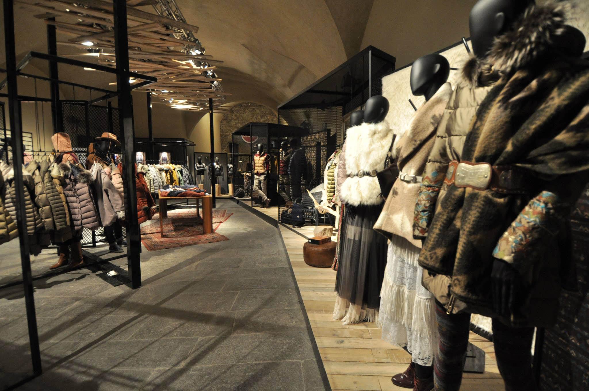 Colmar Originals Pitti Firenze stand exposition project 02