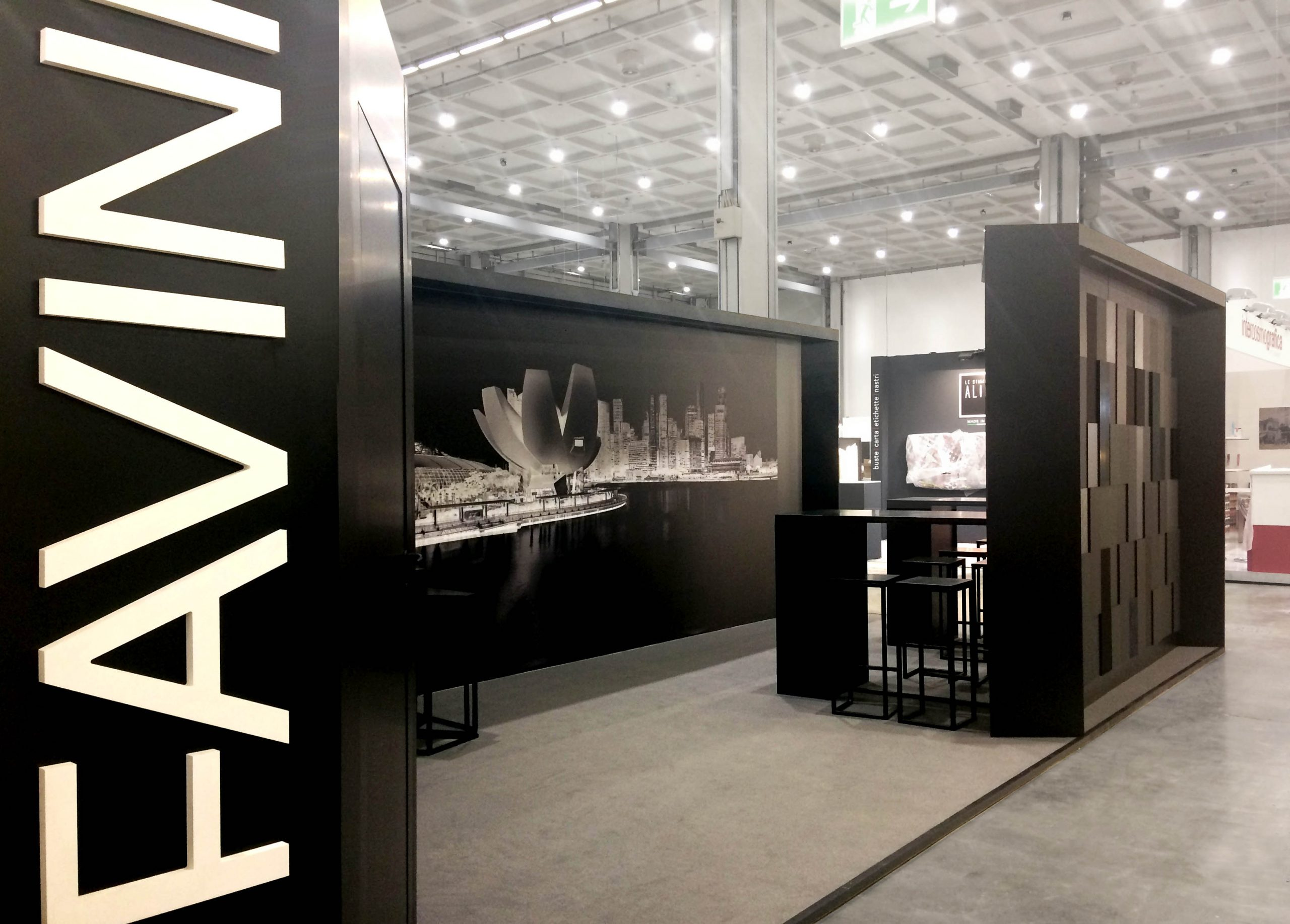 Favini Papers stand Luxepack PaperWorld Packaging Premiere 02
