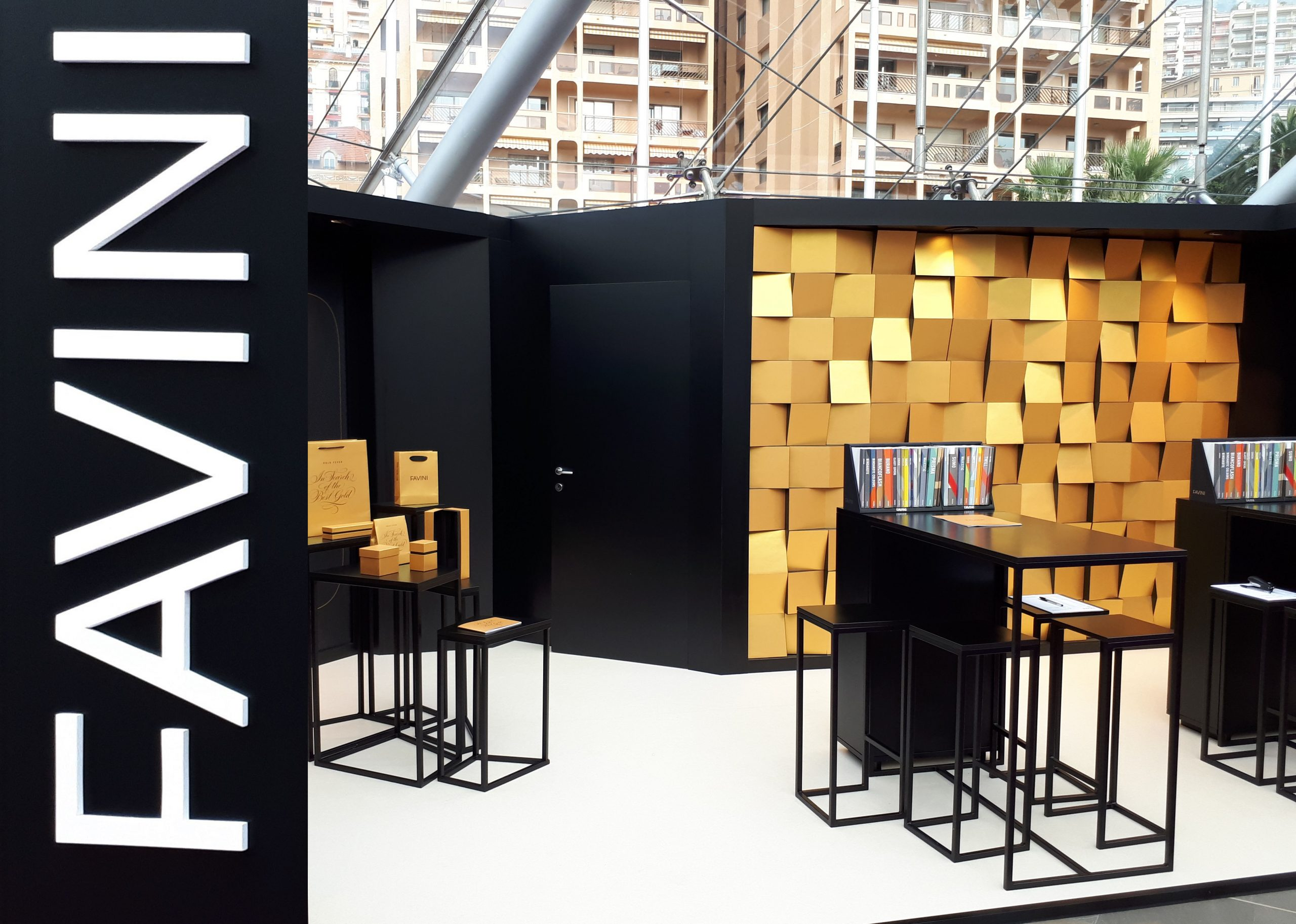 Favini Papers stand Luxepack PaperWorld Packaging Premiere 04