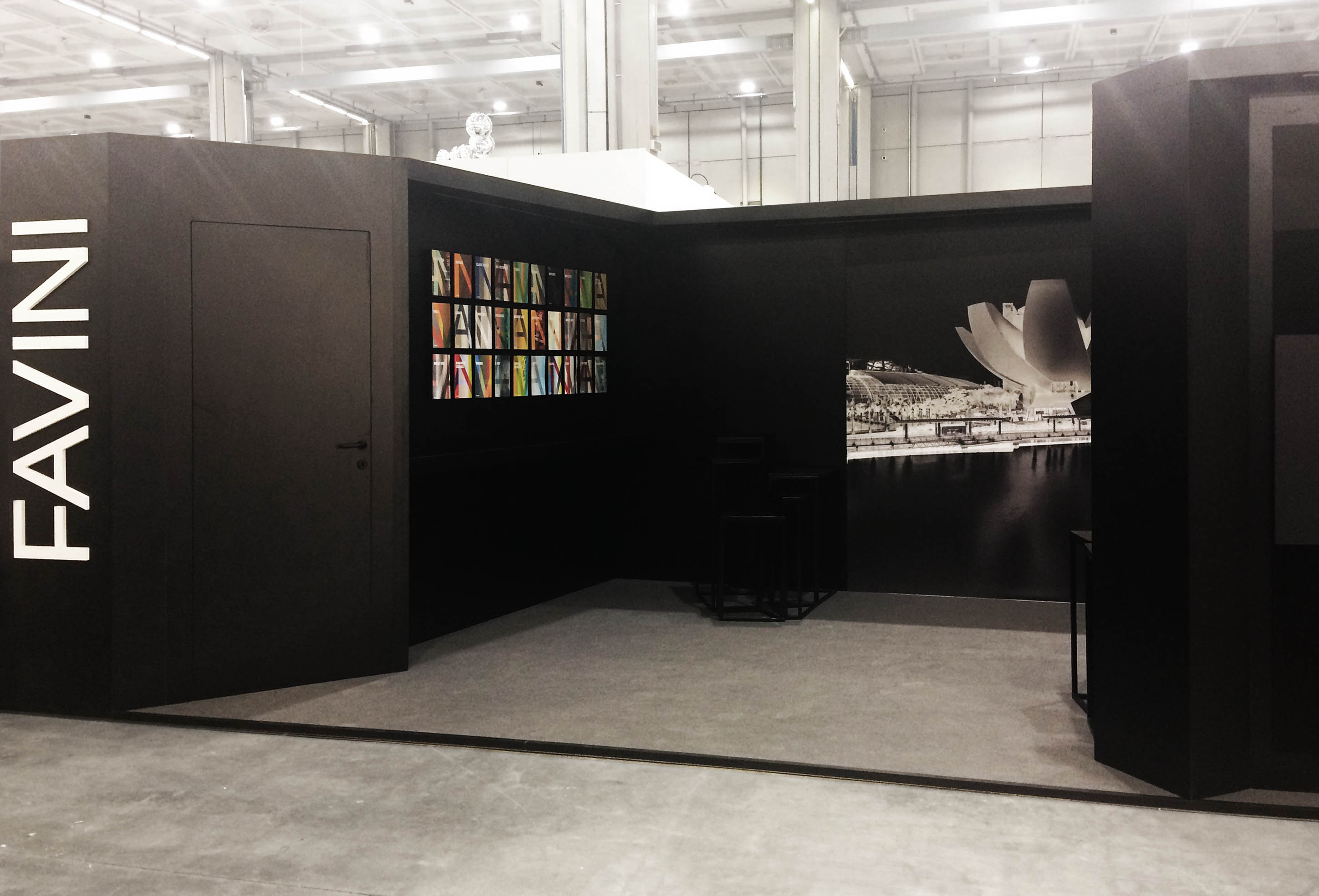 Favini Papers stand Luxepack PaperWorld Packaging Premiere 06