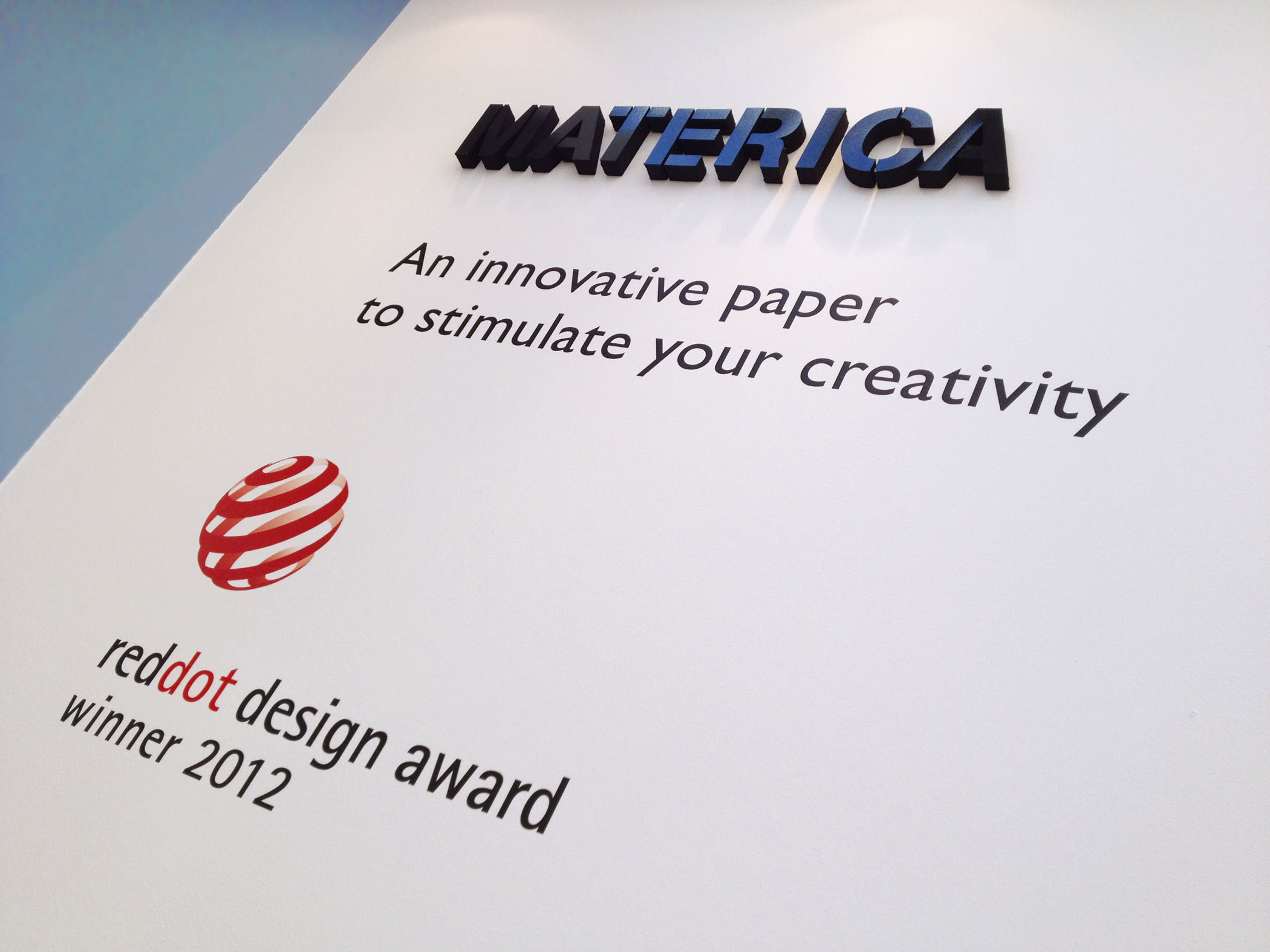 Fedrigoni Papers Materica Collection stand LuxePack Montecarlo design project 04
