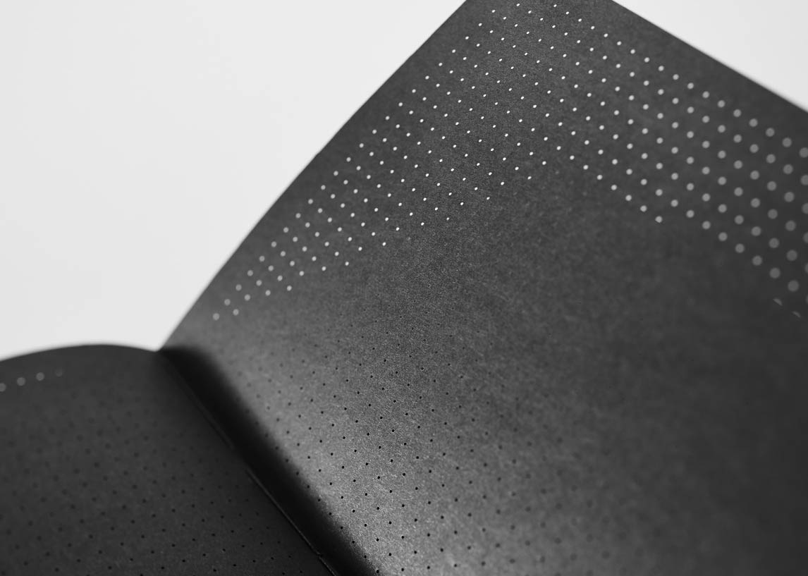 Fedrigoni Papers Sirio Ultra Black collection stand LuxePack Montecarlo design project 06