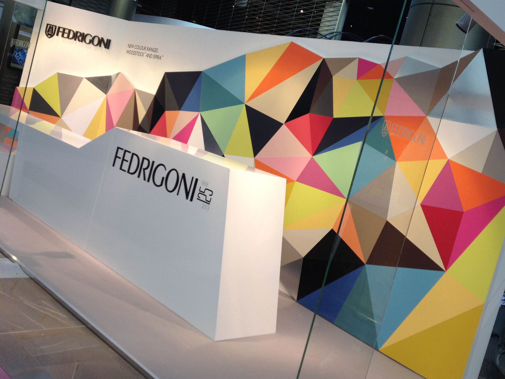 Fedrigoni Papers Woodstock Ispira collection stand LuxePack Montecarlo design project 02