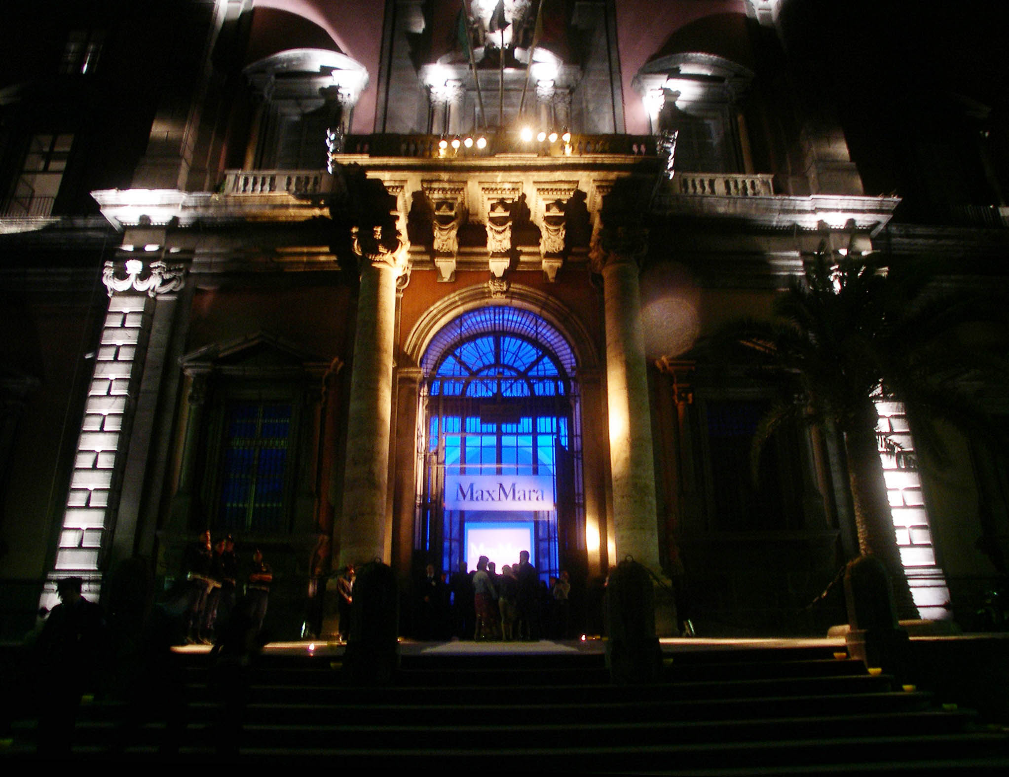 MaxMara Fragrance Launch Napoli Museo Archeologico Gala Dinner Project Production 01