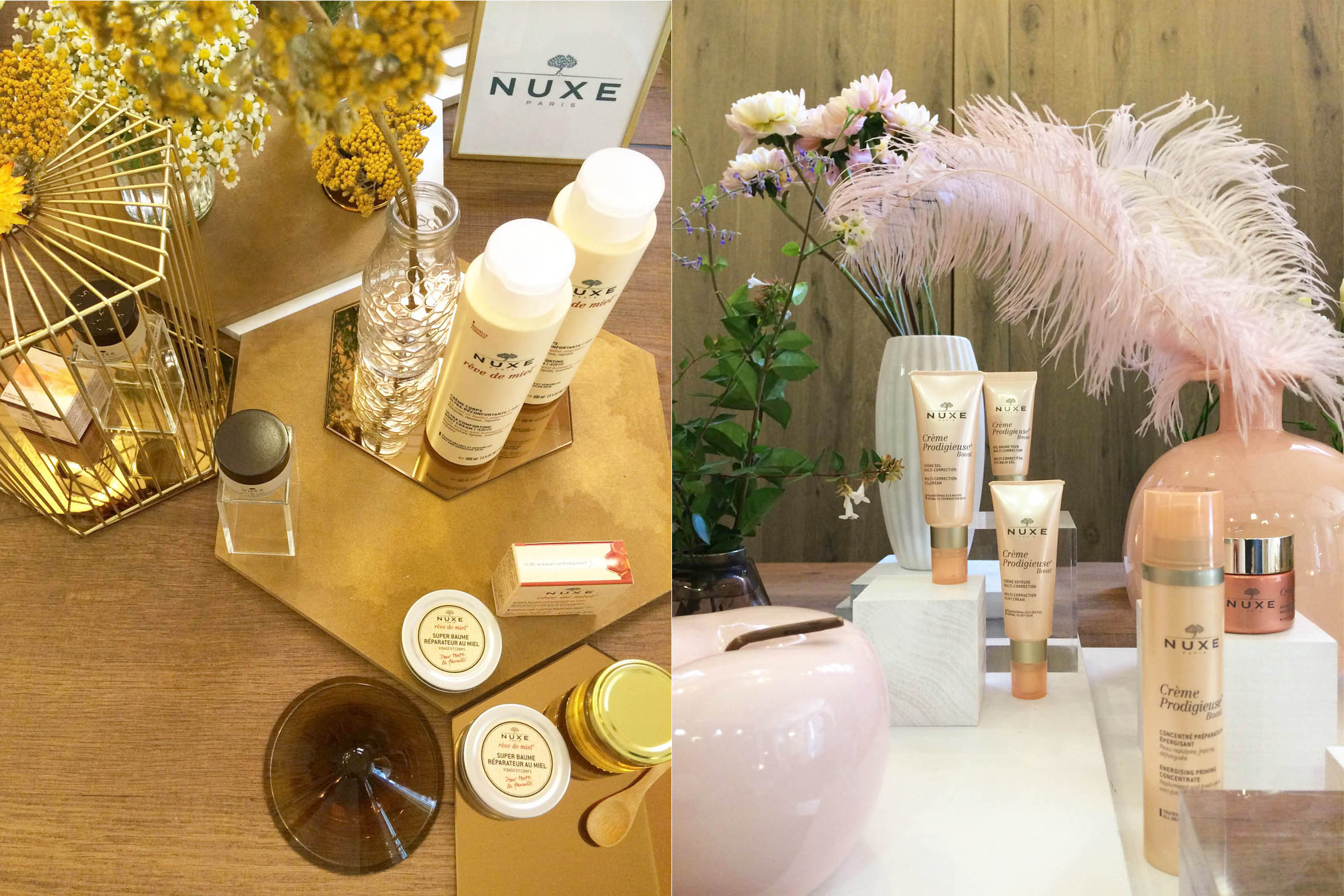 Nuxe pressday Set Styling Project @ MeetLab Milano Brera 07