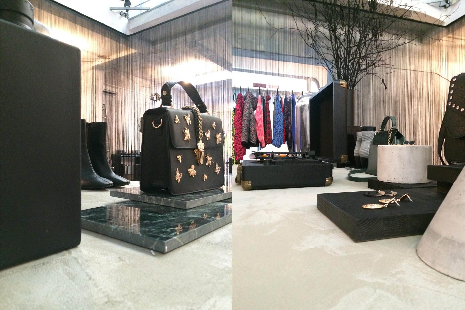 Primark Stand Glorious Event Styling Visual Project @ Rimessa dei Fiori Brera 08