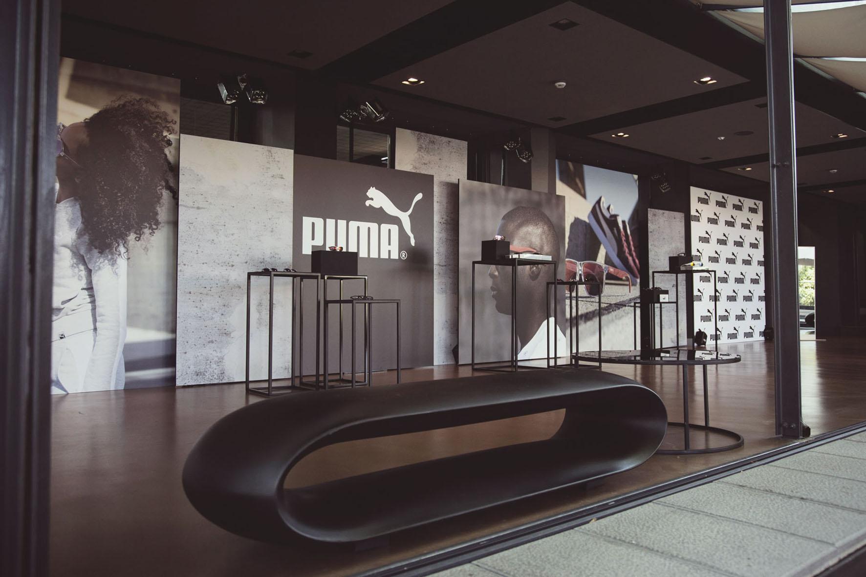Puma EyeWear PressDay setup Attila&Co Canottieri Olona 01