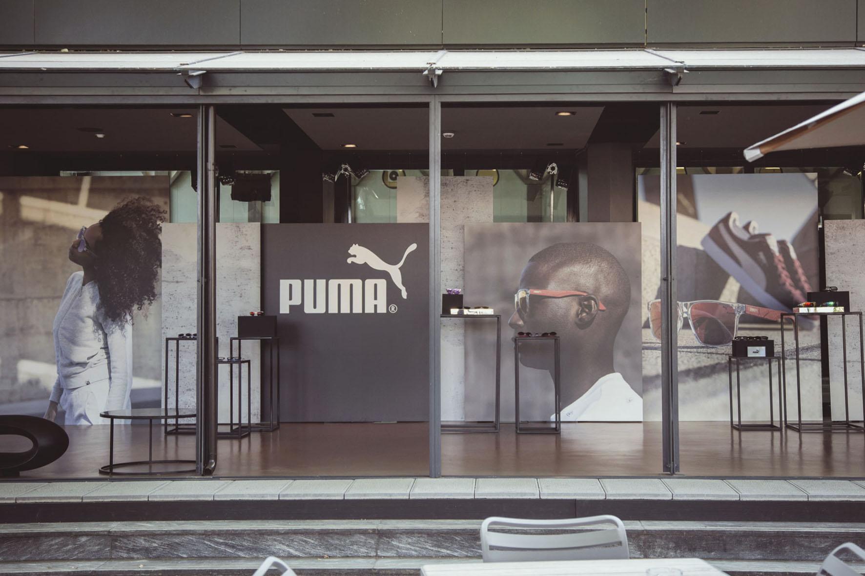 Puma EyeWear PressDay setup Attila&Co Canottieri Olona 04