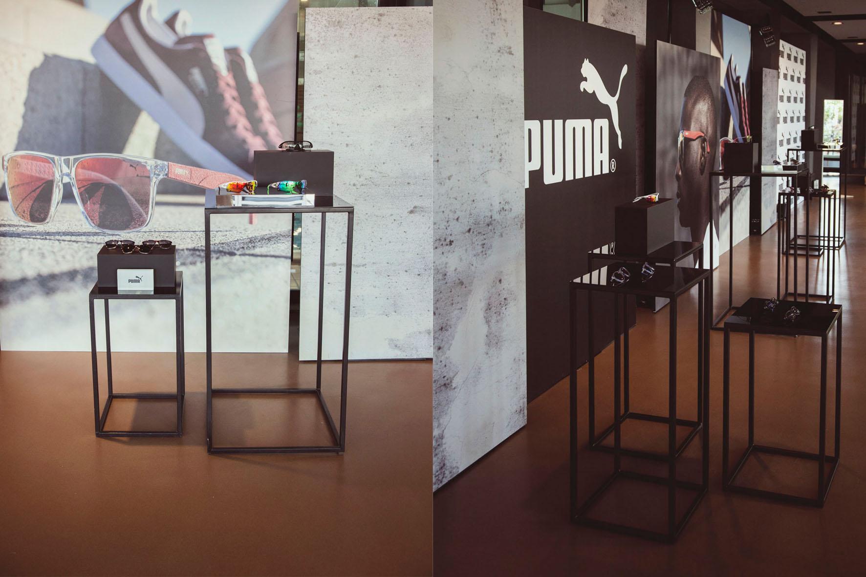 Puma EyeWear PressDay setup Attila&Co Canottieri Olona 05