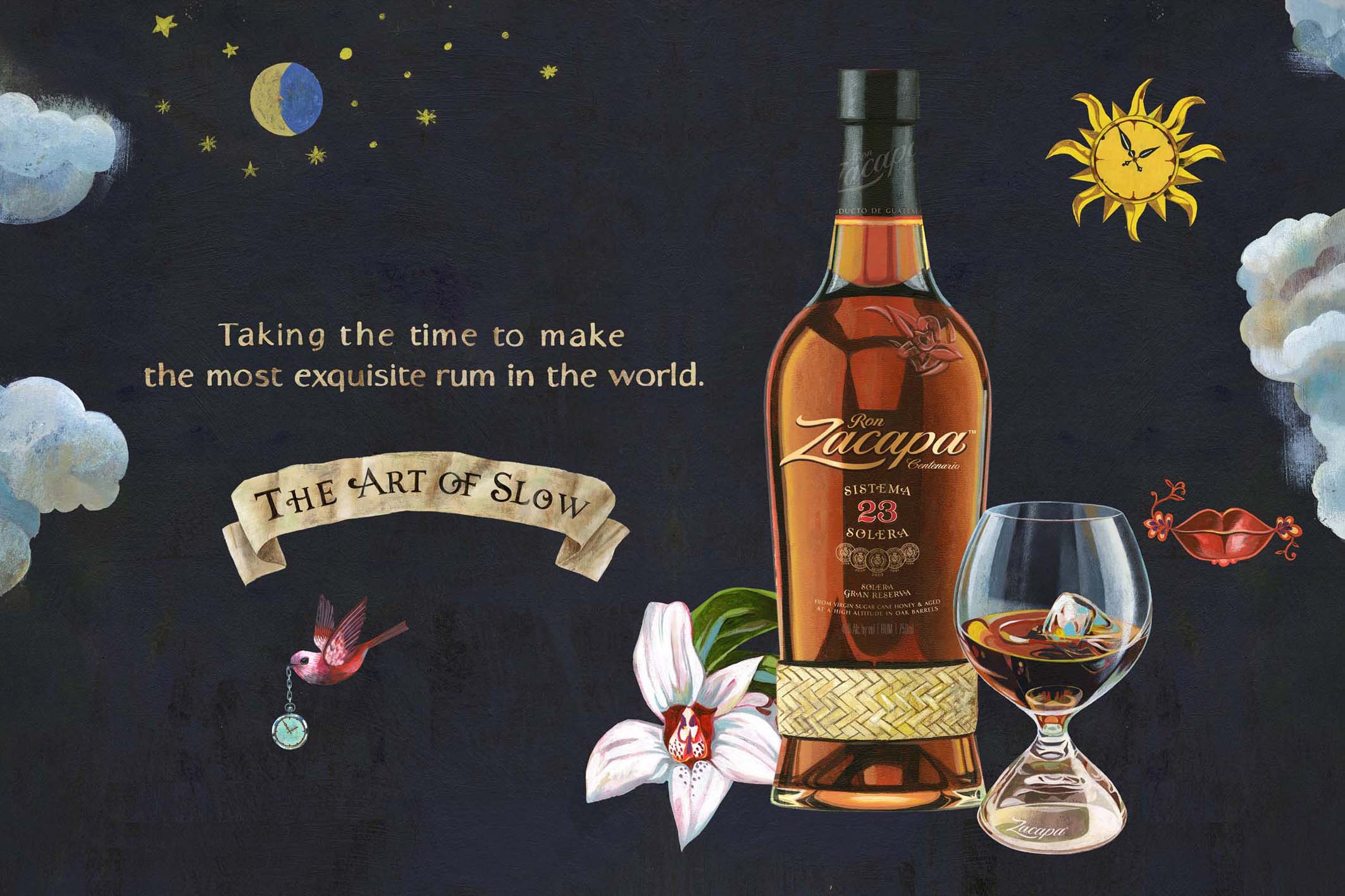 Zacapa Ron Alchemy Set Styling Tropical Mexiacan Erba Brusca Influencers and blogger Dinner 02